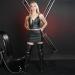 LSB2 - Black Leather Skirt