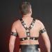 SMB3 - Heren Gladiator Riemenbody