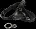 TSL1 - Leather Strap-on for 4 size dildos