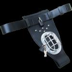CBB1 - Leather chastity belt