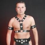 SMB3 - Men's Gladiator Belt Body