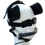 BPP1 - Pony Head harness with silicon mouth bit
