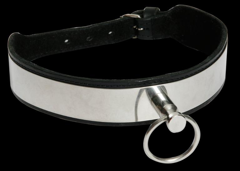 Movie plz lockable bdsm collar the
